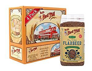 Organic Whole Flaxseeds