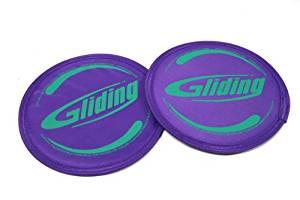 Gliding Discs for Hardwood